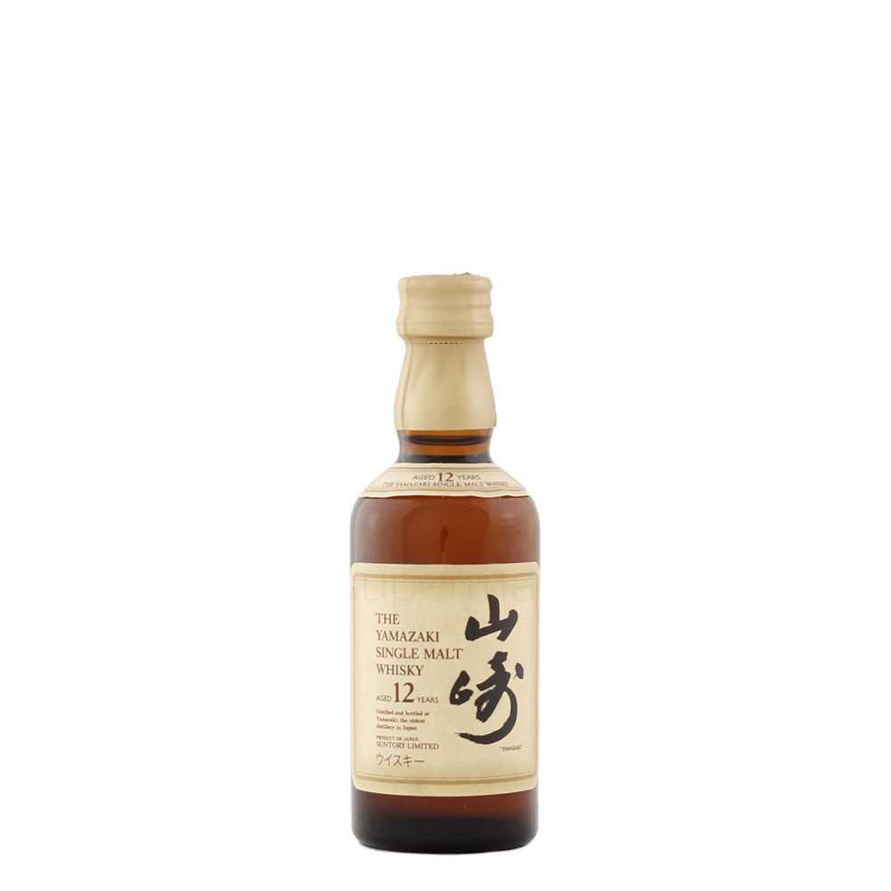 山崎12年酒辦 Yamazaki 12 Miniature (50ml)