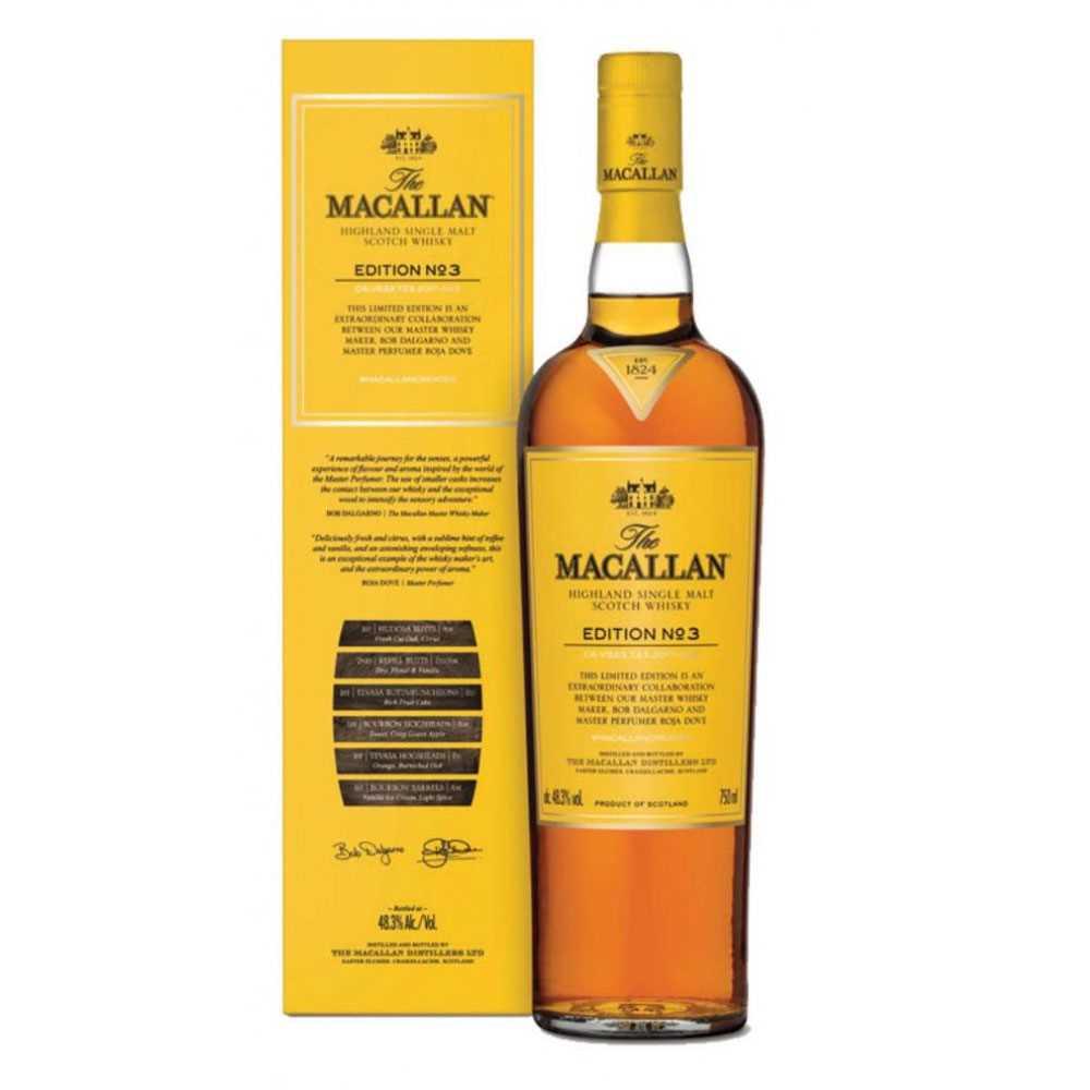 Macallan Edition No.3 (700ml)