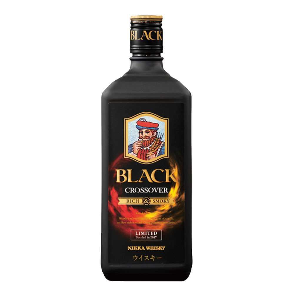 Nikka Black Crossover Limited Edition 2017 (700ml)