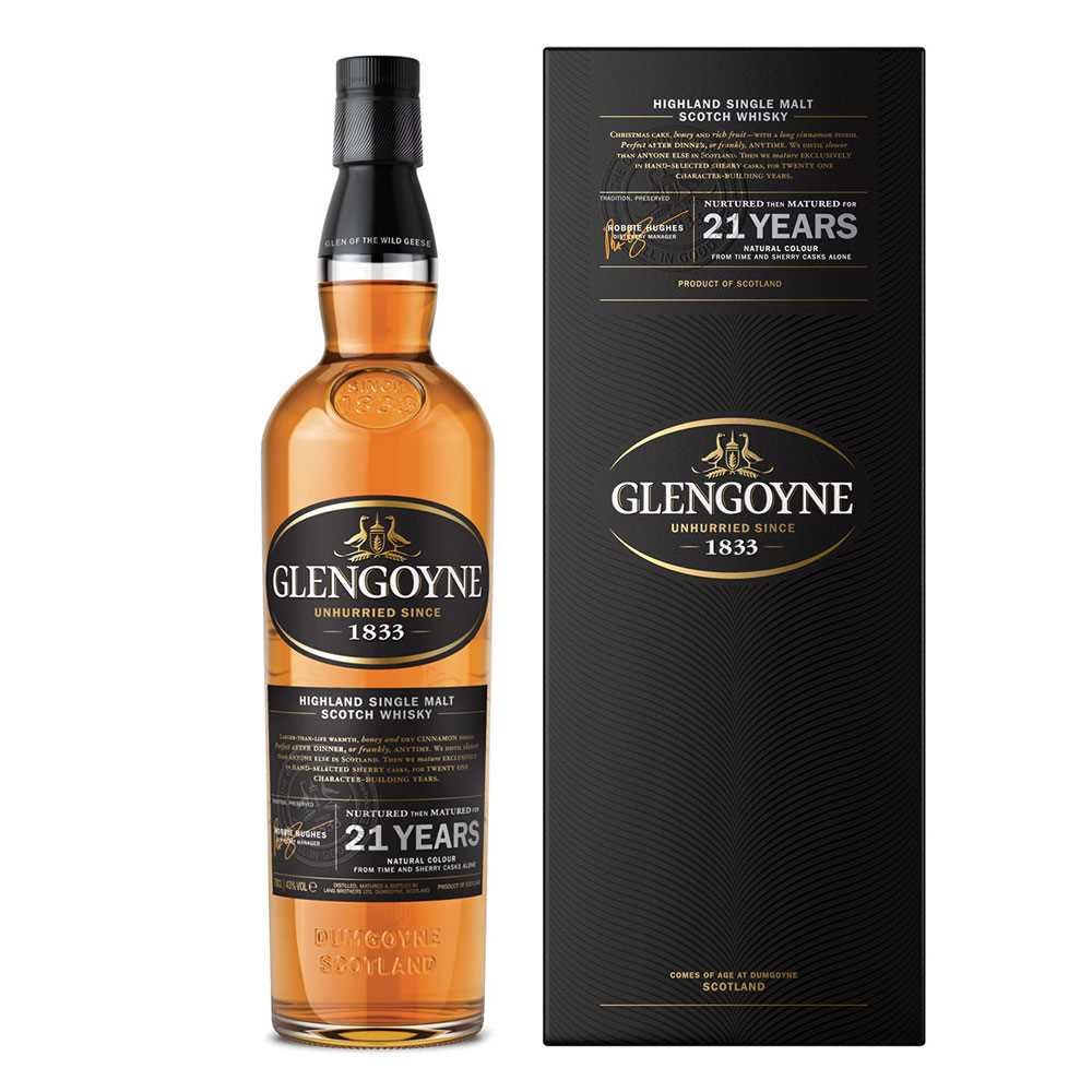 Glengoyne 21 Year Old (700ml)