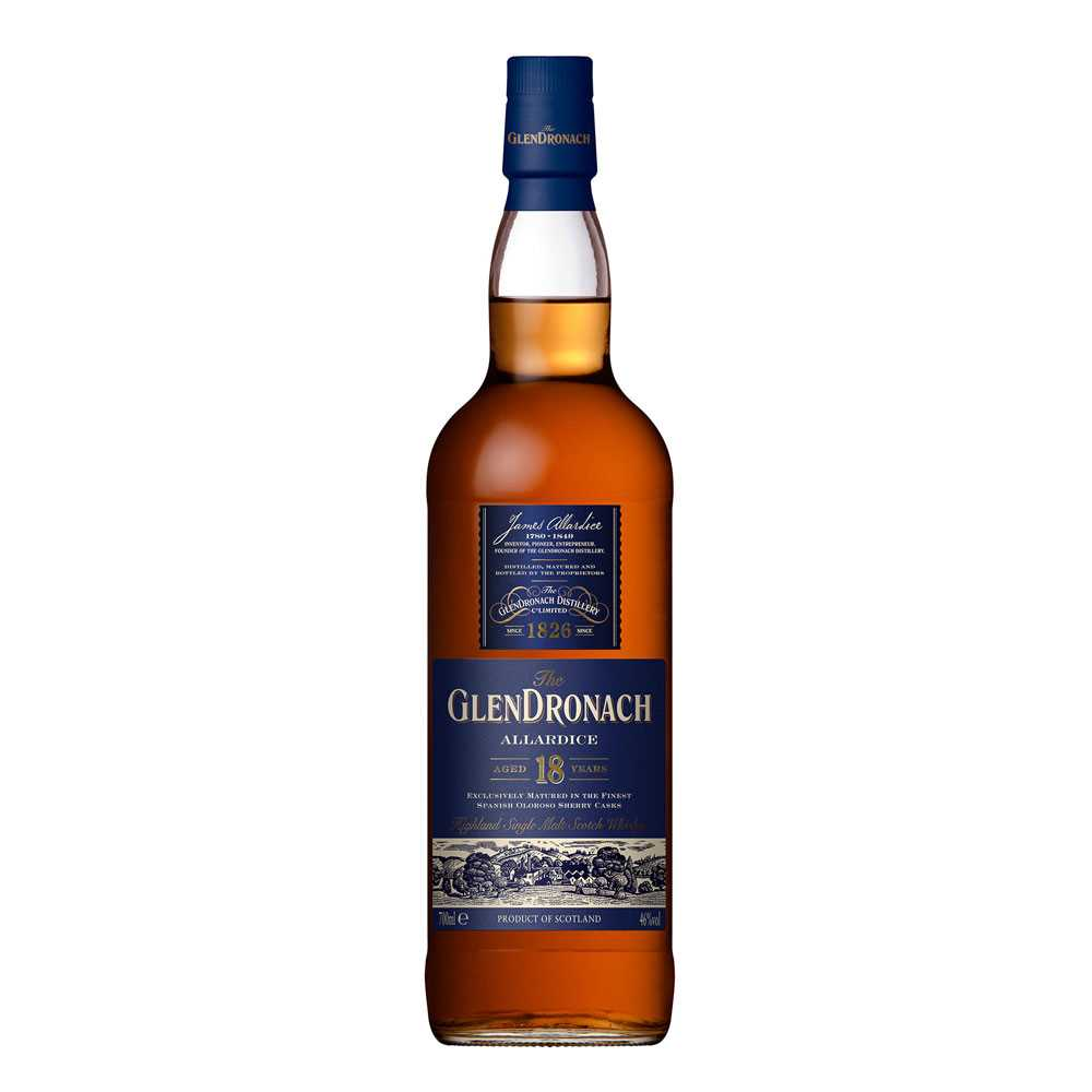 GlenDronach 18 Year Old Allardice (700ml)