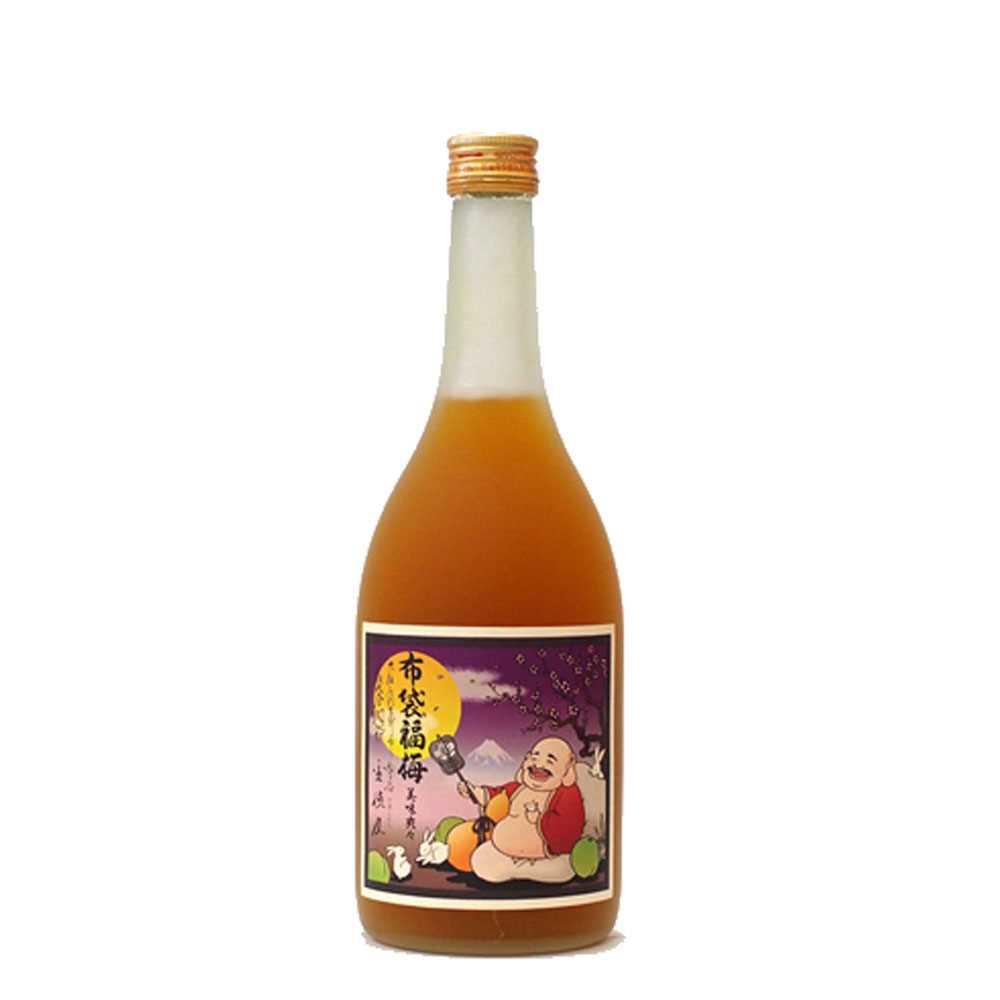 河內布袋福梅酒 (720ml)