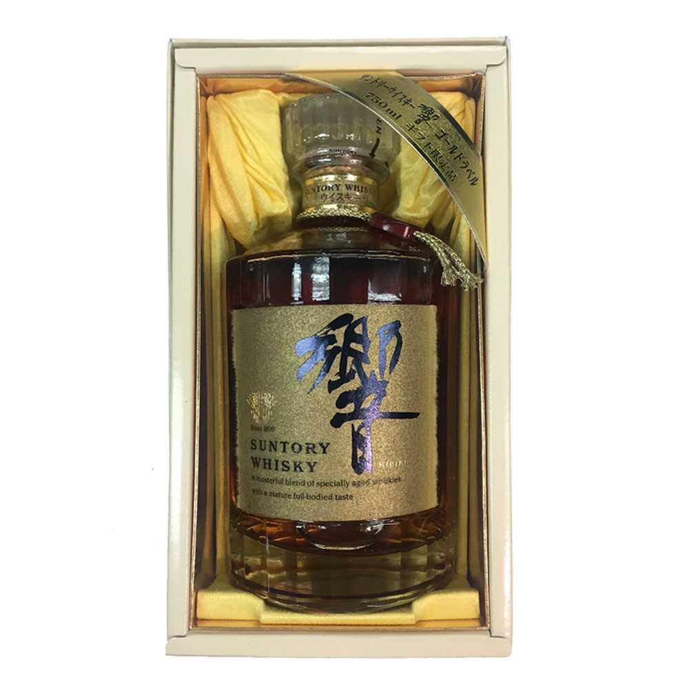 響17年舊裝(火紅章) Hibiki 17 Year Old Old Version (Red Stamp) (750ml)