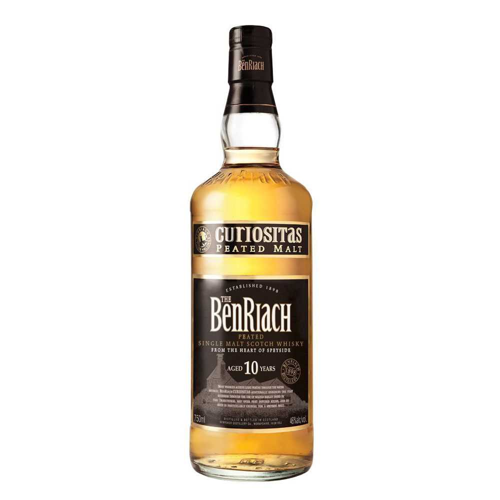 Benriach Curiostas 10 Years Old (700ml)