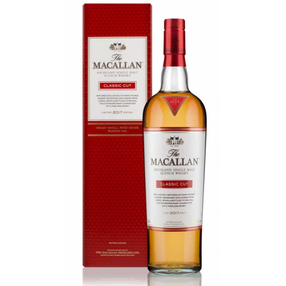 The Macallan Classic Cut 2017 Edition  (700ml)