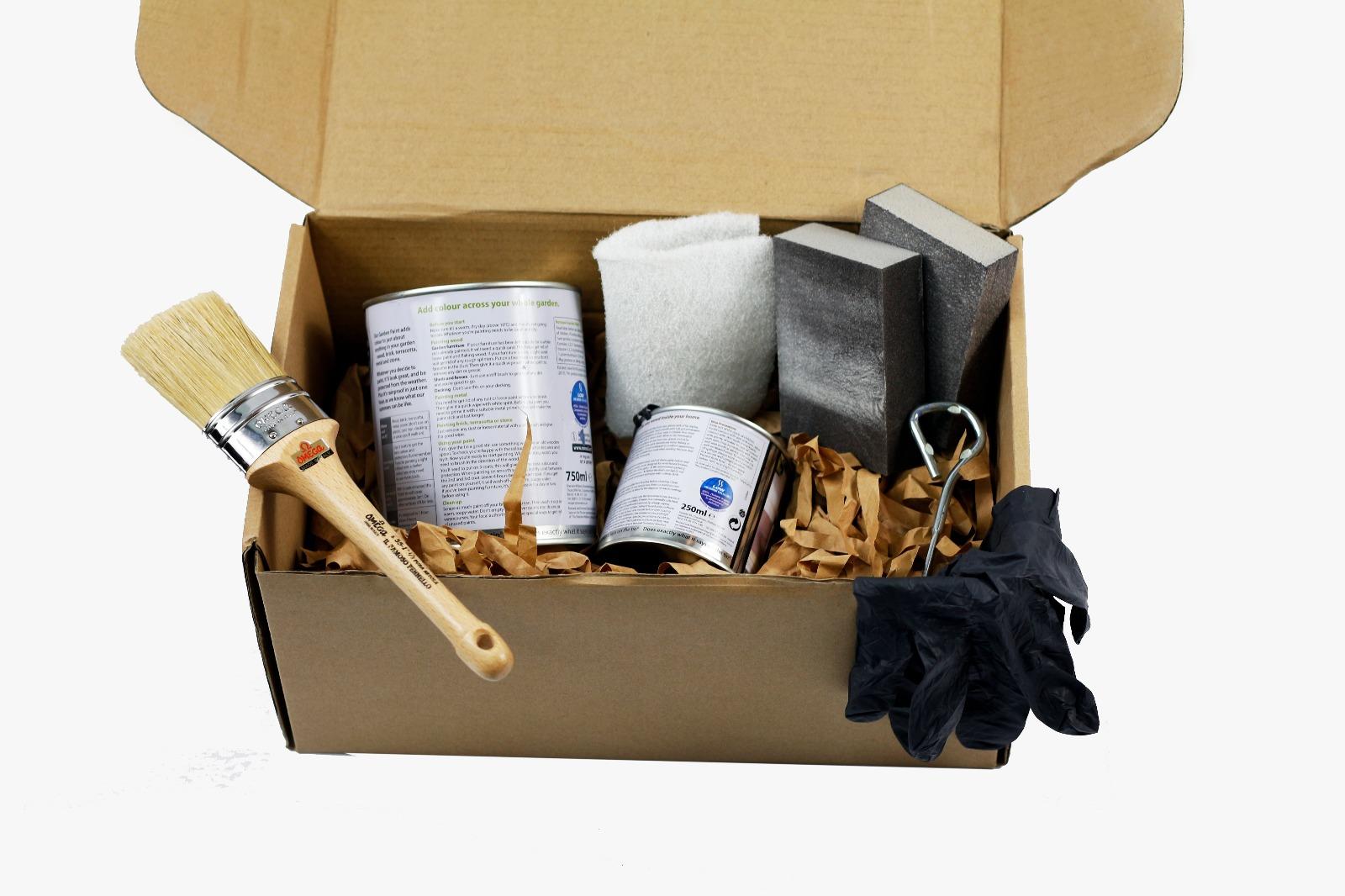DD tool box