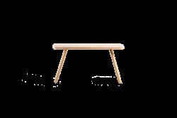 Minimal stool plus