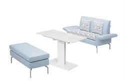 MARLEIS D006AC Dining Sofa