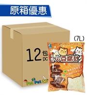 豆之豆腐貓砂 7L x12包