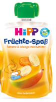HiPP 有機芒果香蕉胡蘿蔔唧唧裝 /6