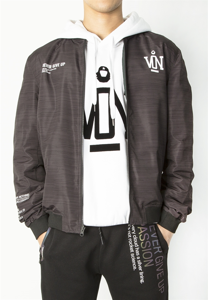 Reversible Bomber Jacket (10407011201)