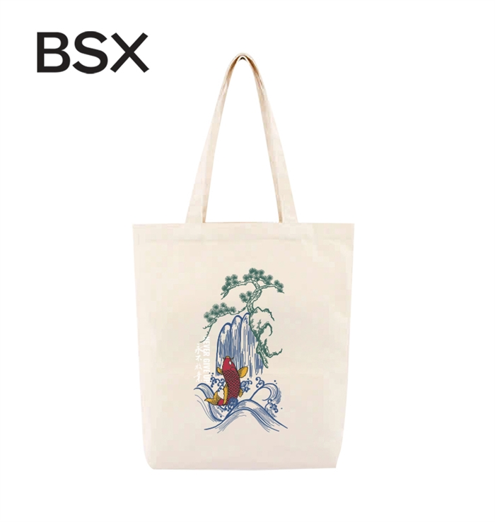 BSX Multicoloured Printed Tote Bag0414000699