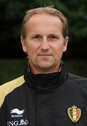 Kris Perque - 比利時國家足球青年代表隊心理學家