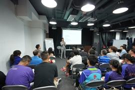 SMC運動心理教練証書課程, 精英教練和運動員學習獨門運動心理技術
